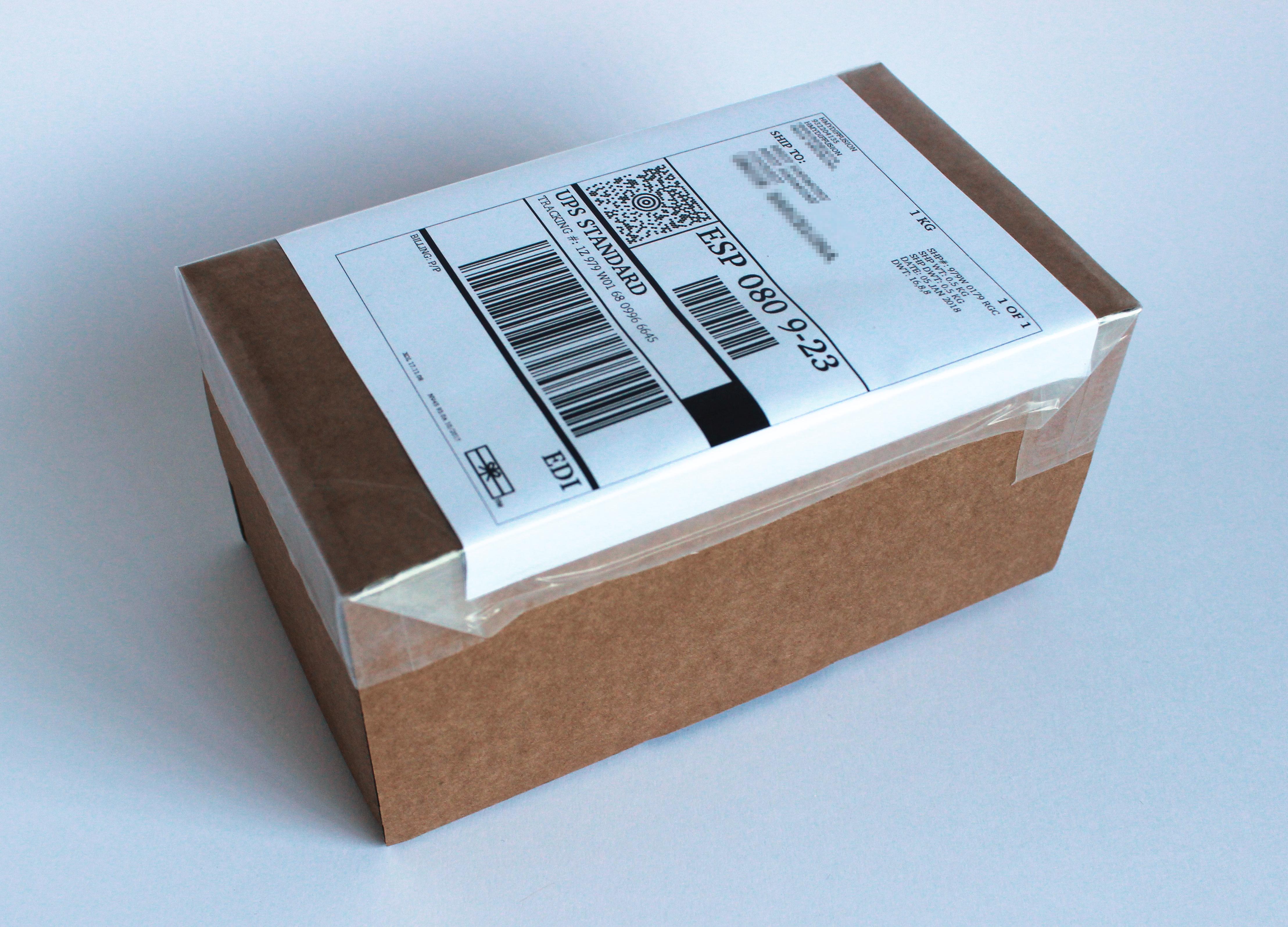 Harmony discreet shipping