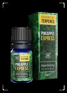Cannabis Terpenes Pineapple Express packaging