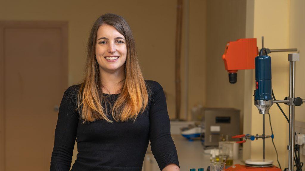 Anna Falk, CBD Expert and PhD Chemist - Head of Product at Harmony